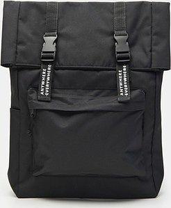 Sinsay - Plecak wielofunkcyjny - Czarny