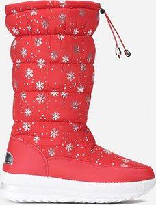 Czerwone Śniegowce Hurst