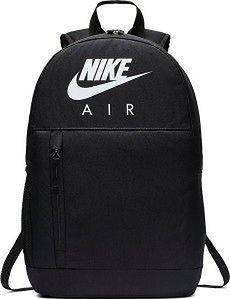 Plecak NSW Elemental Air + piórnik Nike (czarno-biały)