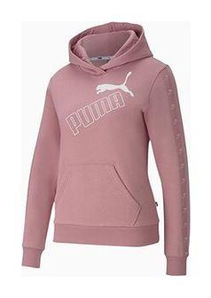 Bluza damska z kapturem Amplified Puma (foxglove)