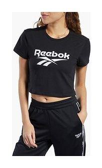Koszulka damska Reebok Classic Vector Crop Top FK2754
