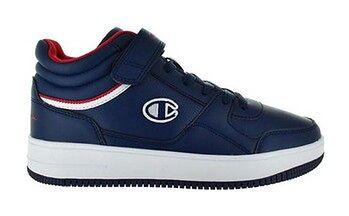 Buty młodzieżowe Rebound Vintage Mid Champion (navy)