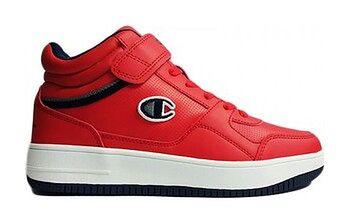 Buty młodzieżowe Rebound Vintage Mid Champion (red)