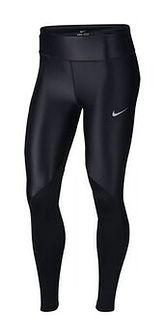 Legginsy damskie Fast Nike (czarne)