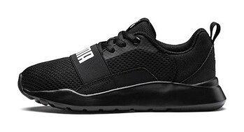 Buty dziecięce Wired Puma (black)
