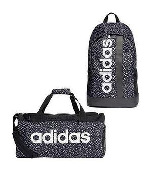 Zestaw torba + plecak Linear Adidas