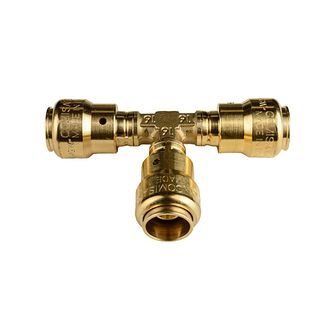Trójnik PUSH IT 16 x 16 x 16 mm INSTAL COMPLEX