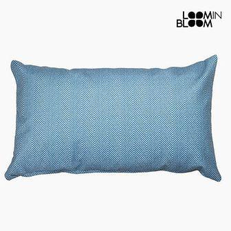 Poduszka Niebieski (30 x 50 cm) - Little Gala Kolekcja by Loom In Bloom