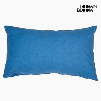 Poduszka Niebieski (30 x 50 cm) - Cities Kolekcja by Loom In Bloom