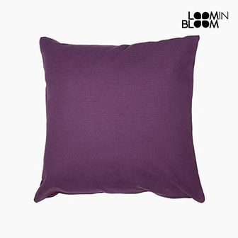 Poduszka Purpura (45 x 45 cm) by Loom In Bloom