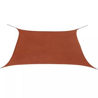 Żagiel ogrodowy, tkanina typu oxford, kwadratowy 2x2 m