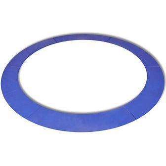 Osłona sprężyn do okrągłych trampolin 13 ft/3,96 m, PE niebieska