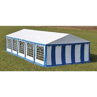 Namiot imprezowy 10 x 5 m, niebieski