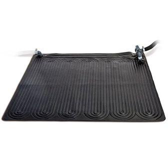 Podgrzewacz / Solarna mata grzewcza 1,2x1,2 m od Intex, PVC, czarna