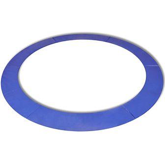 Osłona sprężyn PE do okrągłych trampolin 10 ft/3,05 m, niebieska
