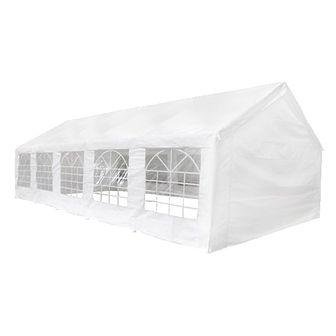Namiot imprezowy 10 x 5 m, biały