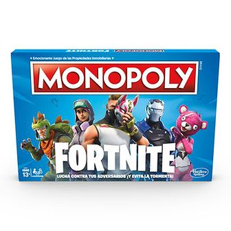 Gra Monopoly Fortnite Hasbro