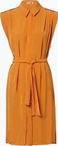 Drykorn - Bluzka damska – Anike, pomarańczowy