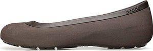 Baletki Crocs Mammoth Leopard Lined Flat W Mahogany 16203-2L3