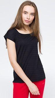 T-shirt damski TSD216 - czarny