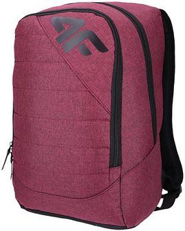 Plecak miejski PCU003 - burgund melanż