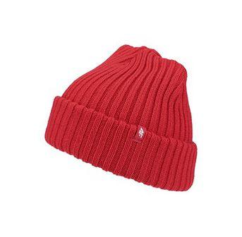 Czapka damska CAD250 - czerwony