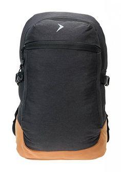 Plecak miejski PCU603 - czarny melanż