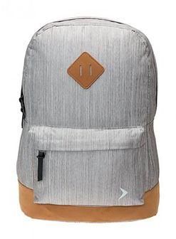 Plecak miejski PCU663 - chłodny jasny szary