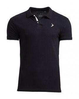 Koszulka polo męska TSM610 - czarny