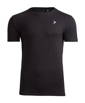 T-shirt męski TSM601 - czarny
