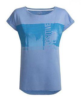 T-shirt damski TSD612 - niebieski