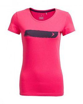 T-shirt damski  TSD606 - różowy