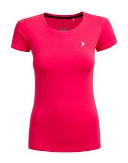 T-shirt damski  TSD600 - różowy