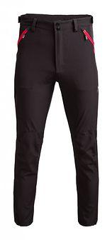 Spodnie funkcyjne męskie SPMT600 - czarny