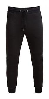 Spodnie dresowe męskie SPMD604 - czarny