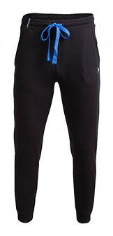 Spodnie dresowe męskie SPMD600 - czarny