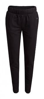 Spodnie dresowe damskie  SPDD601 - czarny