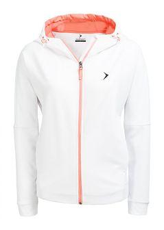 Bluza damska BLD605 - biały