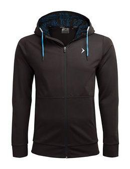 Bluza męska BLM607 - głęboka czerń