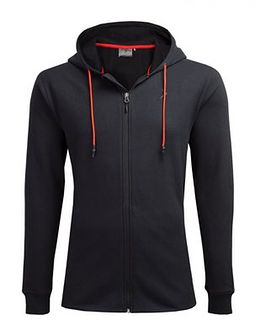 Bluza męska BLM605 - głęboka czerń