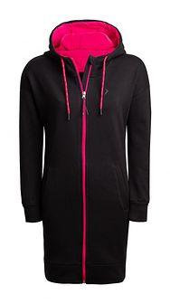 Bluza damska BLD608 - głęboka czerń