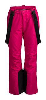 Spodnie narciarskie damskie SPDN600 - różowy