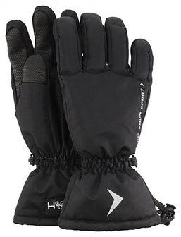Rękawice narciarskie damskie RED601 - głęboka czerń