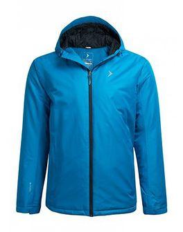 Kurtka narciarska męska KUMN600 - niebieski