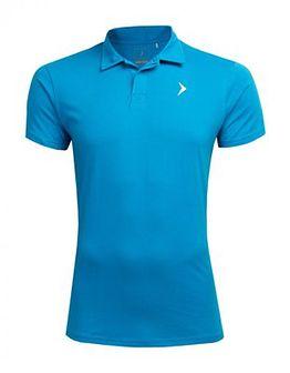Koszulka polo męska TSM602 - niebieski