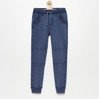 Reserved - Spodnie dresowe - Granatowy