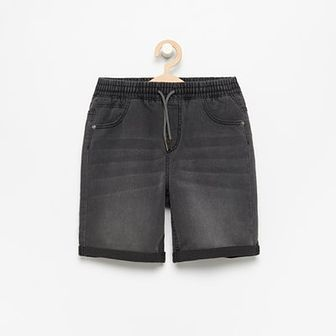 Reserved - Jeansowe szorty - Szary