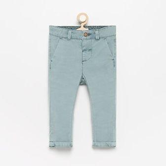 Reserved - Spodnie chino - Niebieski