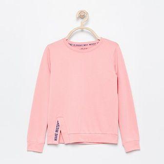 Reserved - Koszulka - Różowy