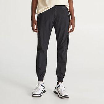 Reserved - Spodnie jogger - Czarny